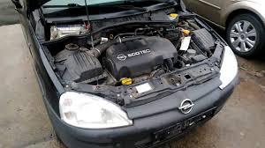 opel combo 2004 silnik diesel 1 3 cdti opel combo youtube
