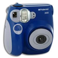 polaroid instant 300 polaroid pic 300 bleu appareil photo num礬rique polaroid sur ldlc