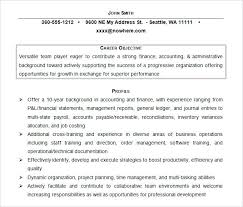 Objective Resume Statements Resume With Objective Sample Resume Objectives Resume Objective