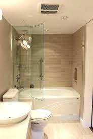 Bathtubs With Glass Shower Doors Sliding Glass Shower Doors For Tub Andreuorte