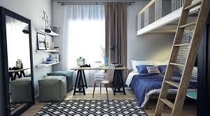 mezzanine style home design