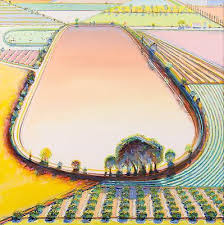 Wayne Thiebaud Landscapes by Acquavella Galleries Wayne Thiebaud