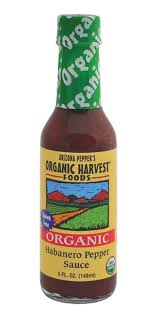 organic hot sauce buy arizona pepper s organic harvest habanero pepper sauce at well