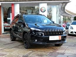 jeep cherokee black used 2015 jeep cherokee m jet ii night eagle for sale in hampshire
