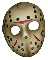 friday the 13th jason eva foam hockey mask costume accessory