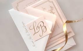 pink wedding invitations pink and gold wedding invitations reduxsquad