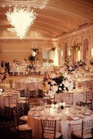 stunning ballroom weddings rose lights and wedding