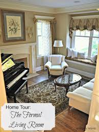 serendipity refined blog home tour living room