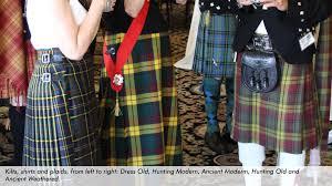 tartan pattern tartans of clan macmillan