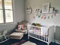 baby nursery design decor interior idea shelf modern country