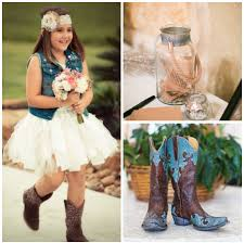 denim diamonds and lace a theme for your barn wedding