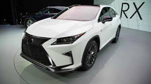 lexus v8 hp lexus rx f with v8 engine could happen but not in the near future