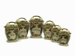 kitchen canisters ceramic 100 kitchen ceramic canisters red canister set for kitchen