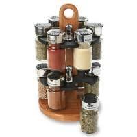Revolving Spice Rack 20 Jars Spice Rack U0026 Grinders Pestle U0026 Mortars Harts Of Stur