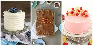 cake ideas easy birthday cake recipes 22 birthday cake ideas easy