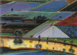Wayne Thiebaud Landscapes by Ag In Art
