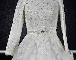 wedding dress muslimah muslim dress etsy