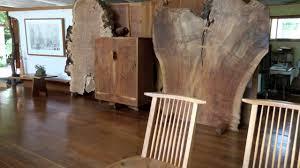 George Nakashima Furniture by George Nakashima Studio Youtube