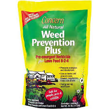 weed prevention plus organic weed and feed planet natural