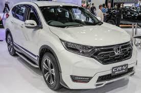 mobil honda crv terbaru honda cr v 2017 muat 7 penumpang mesin lebih kecil dimensi lebih