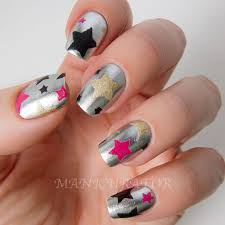 79 best star nails images on pinterest star nails stars and vinyls