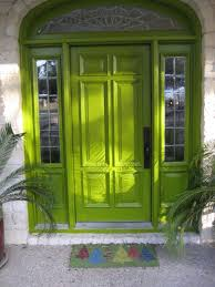 Accent Door Colors by Inviting Door Color Ideas For Welcoming The Guests In Sweeter Way