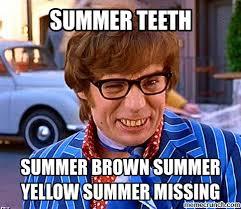 Missing Teeth Meme - scripps ranch dentist mod squad dental greg friedman dmd