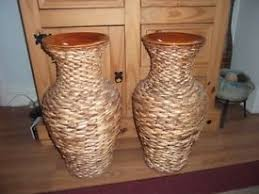 Large Wicker Vases Cook And Lewis Toilet With Self Close Lid And Victoria Plumbing