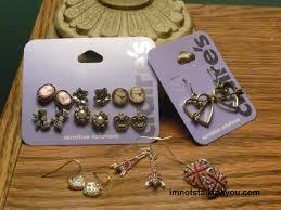 sensitive solutions earrings nickel i m not stalking you