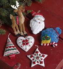 341 best embroidered ornaments images on