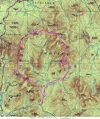 Tos Map Pemigewasset Loop Faq