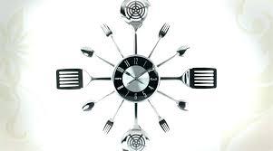 horloge cuisine design horloge pour cuisine design sign 5 socialfuzz me