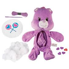 build care bear soft toy share bear entertainer