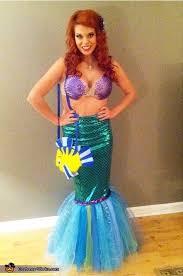 Mermaid Halloween Costume Adults Mermaid Costume Ariel Mermaid Costumes