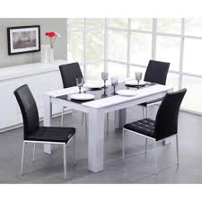 Table A Manger Murale by Indogate Com Salle A Manger Complete Blanc Laque But