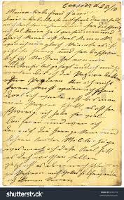 Antique Writing Paper Antique Swiss Postcard 1913 German Blackletter Stock Photo 6722719
