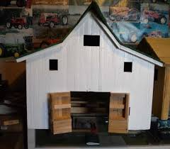 wooden toy barn for sale