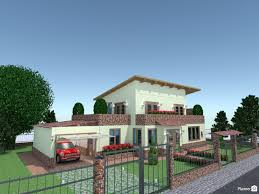 deteched house house ideas planner 5d
