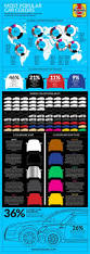 most popular car colors by country or don u0027t buy a black car in
