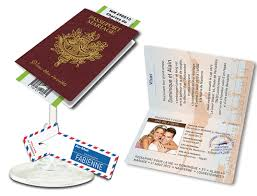 faire part mariage original pas cher wonderful faire part passeport mariage 4 faire part mariage