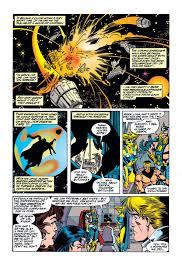 Modulk He Canhe Breath In Space Thor Comic Vine