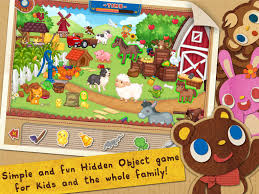 my happy world hidden object game for kids ringzero game