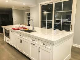 kitchen island cabinet design the small kitchen island size guide eagle construction