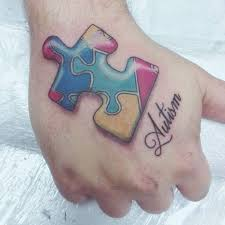 autism tattoos designs ideas 017 tattoomega