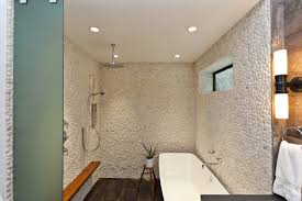 pebble shower floor design ideas
