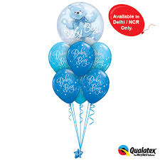 balloons for him baby boy balloon at best prices in india archiesonline