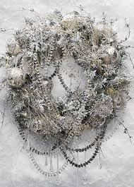frontgate home decor frontgate glitzy and glamorous wreath home decor ideas