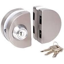 double glass door lock online buy wholesale door glass lock from china door glass lock