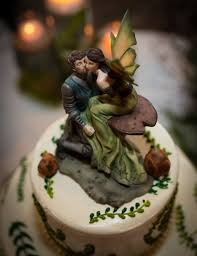 themed wedding cake toppers forest wedding cake topper goes with our theme and will