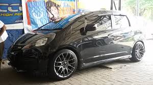 mobil honda jazz velg di surabaya tipe breytone ring 17 untuk mobil honda jazz rs